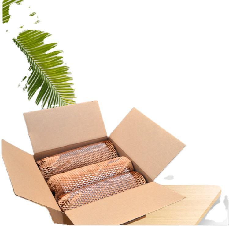 Сотовая крафт-бумага сотовая бумага амортизирующая