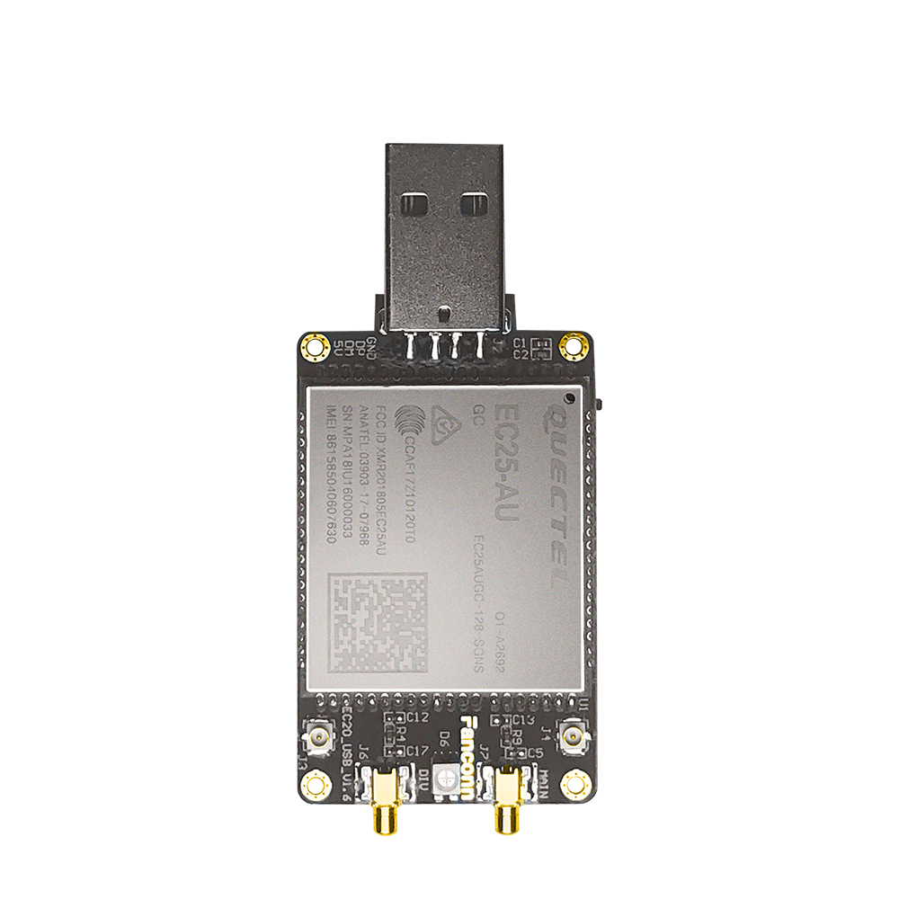 High Quality Worldwide LTE UMTS/HSPA+ and GSM/GPRS/EDGE Coverage 4g Wifi Modem Quectel EC25-AU Module 3g 4g usb dongle