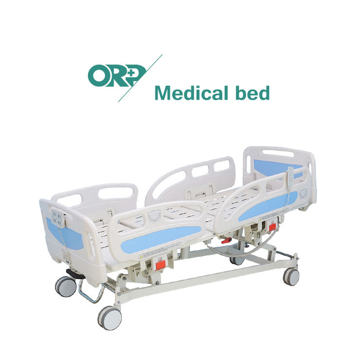 Medical Equipment Manual Rolling Hopeful paramount Hospital Nursing Bed Accessories electrical hospital bed