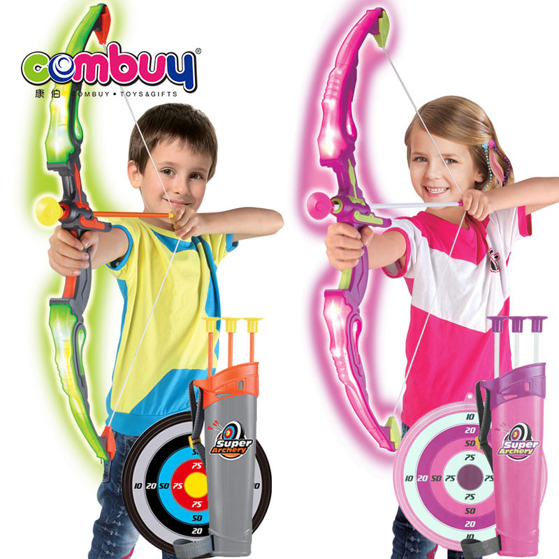 Sport set archery boys game kids play arrow and bow toy