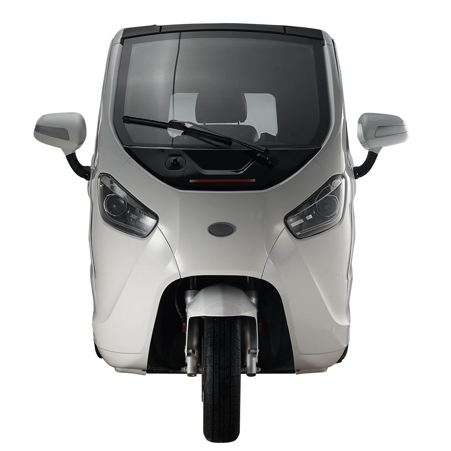 2020 new electric tricycles mini car 2000W battery Euro 5 approved 3 wheels car