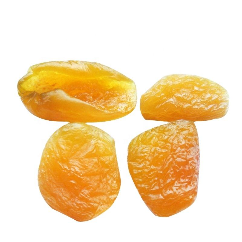 China Supplier Produce Preserved Natural Organic Dried Peach Fruit