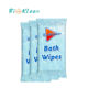 Biokleen Pure Cotton Adult Disposable Wipes In Bulk