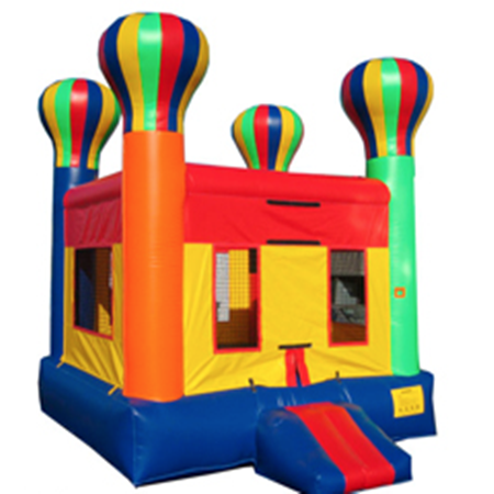 HI 4*4*4Hm inflatable balloon bouncer jumping kids inflatable castle bouncy for amusement park