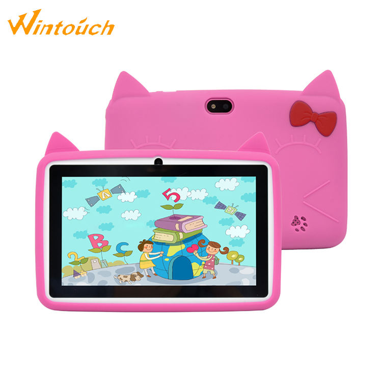 Special gift children Wintouch tablet K75 android quad core tablet pc wholesale