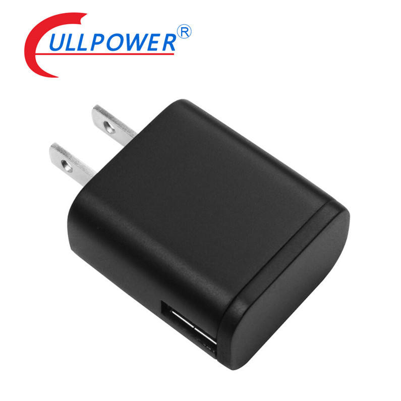 Doe VI UL CE KC PSE USB AC DC Adaptor 5 V 1A 5 Volt 1amp Switching Power Supply Adapter