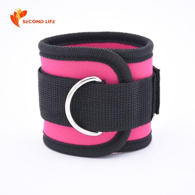Second Life Leg Strength Training Ankle Resistance Strap Ankle Weight Strap