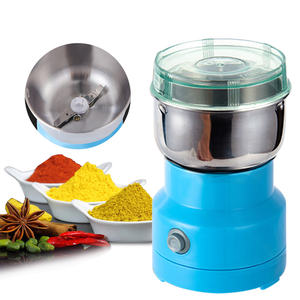 Small Turmeric Spice Red Chilli Food Grinding Mill Powder Pulverizer Smash Grinder Machine Price
