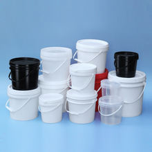 Chinese Factory Food Grade Hot Sale Raw Material Cheap Round Plastic Ice Bucket Price