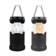 Hot Selling 250 Lumens Flame Led Extendable Lantern Camping Lamp Light