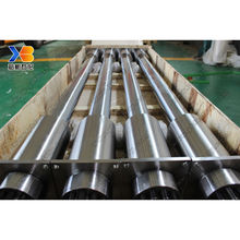 Customized Factory Stainless Steel CNC Machined Motor Shaft