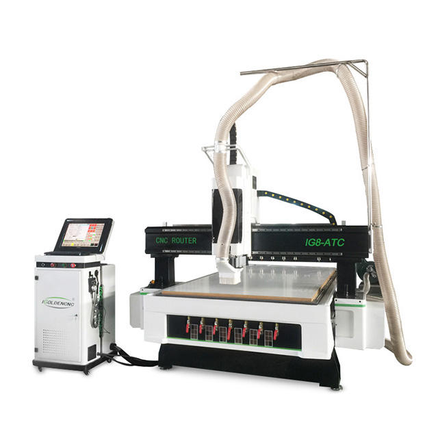 4*8ft cnc router woodworking machine 1325 atc cnc wood router for mdf cutting wooden furniture door making