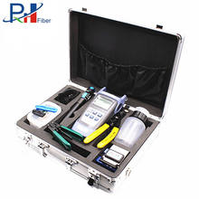 High Quality Wholesale FTTH  Fiber Optic Fusion Splicing Tool Kit