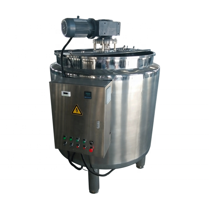 Food & Beverage Factory Applicable Industries liquid powder blender bread paste mixer machine
