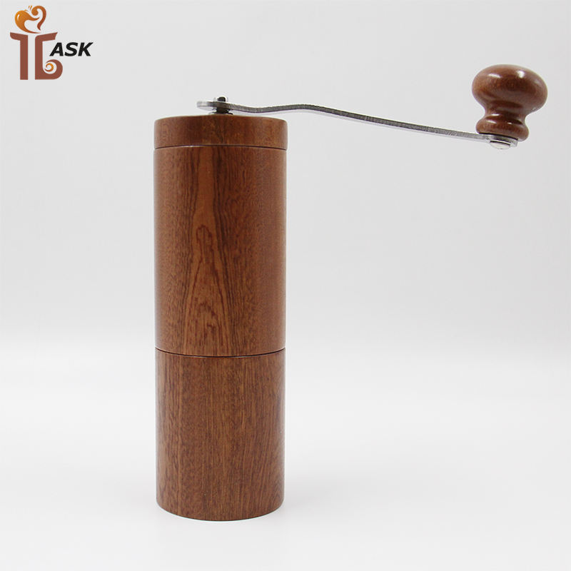 2020 High Quality Vintage Wood Coffee Grinders Manual Coffee Mills for Home