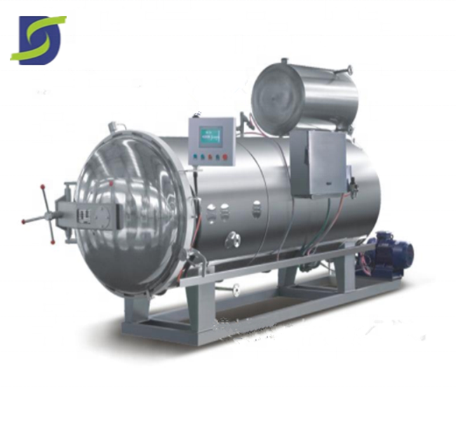 Industrial High Pressure Price Retort Machine Autoclave For Food Can