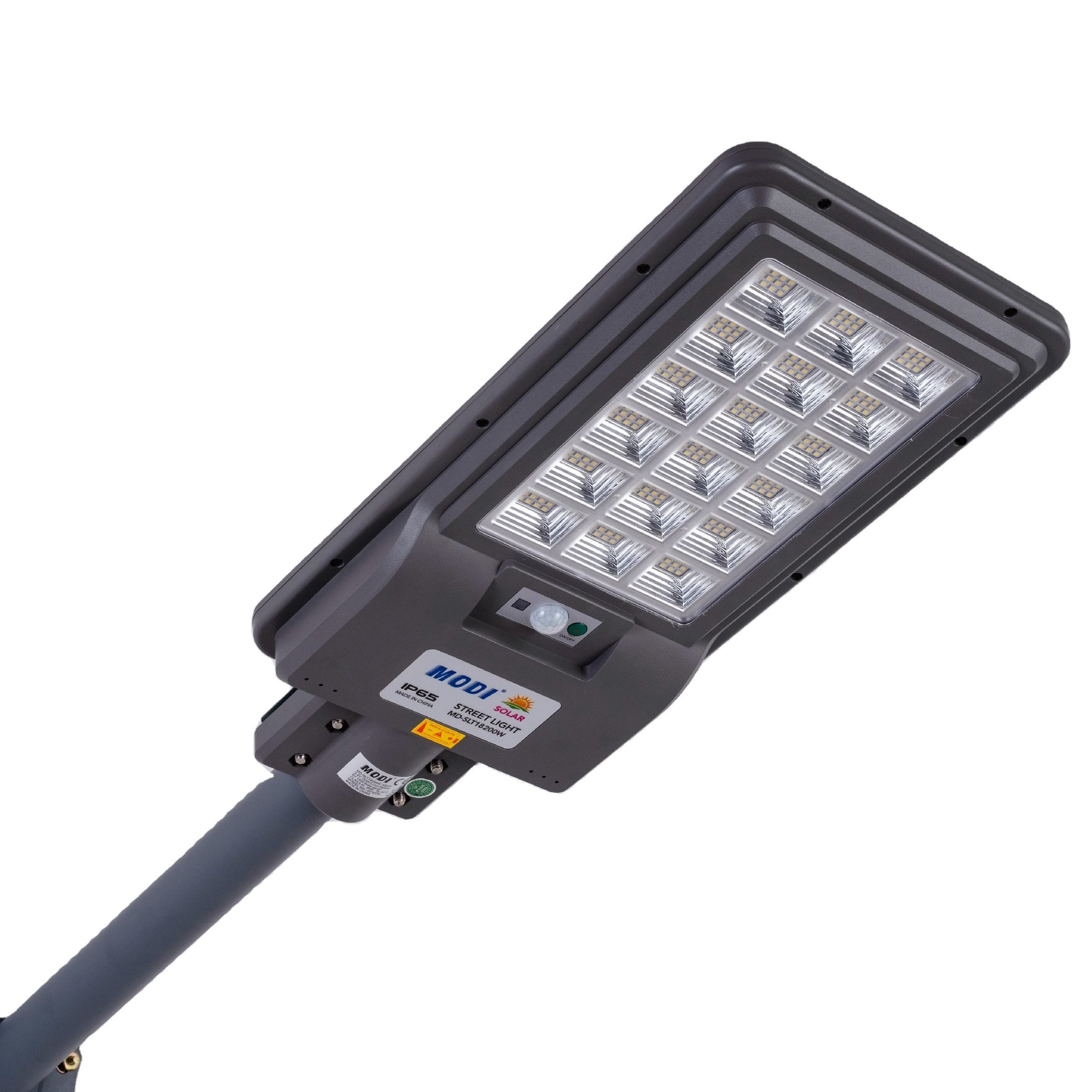 BSPRO wholesale ip65 outdoor 200w 300w led solar street light