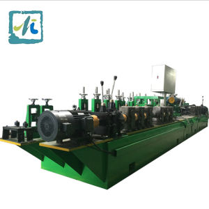 Carbon Steel High Frequency Straight Seam Pipe Mill Manufacturer Galvanized Mild Steel Pipe Making Machine