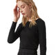 Autumn and winter black warm fashion hot women's sweater cashmere sweater pullover sweater