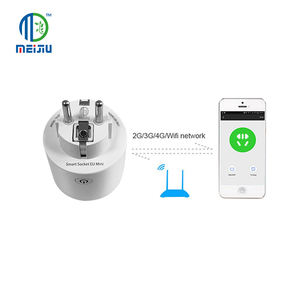 Mini wifi minuterie intelligente US UK standard de L'UE
