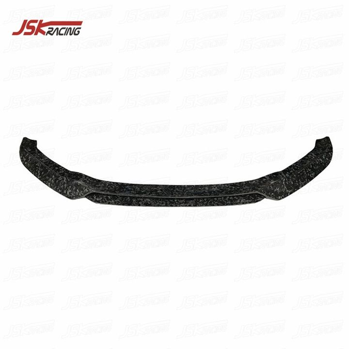VORSTEIN STYLE FORGED CARBON FIBER FRONT LIP FOR 2014-2018 BMW F85 X5M F86 X6M