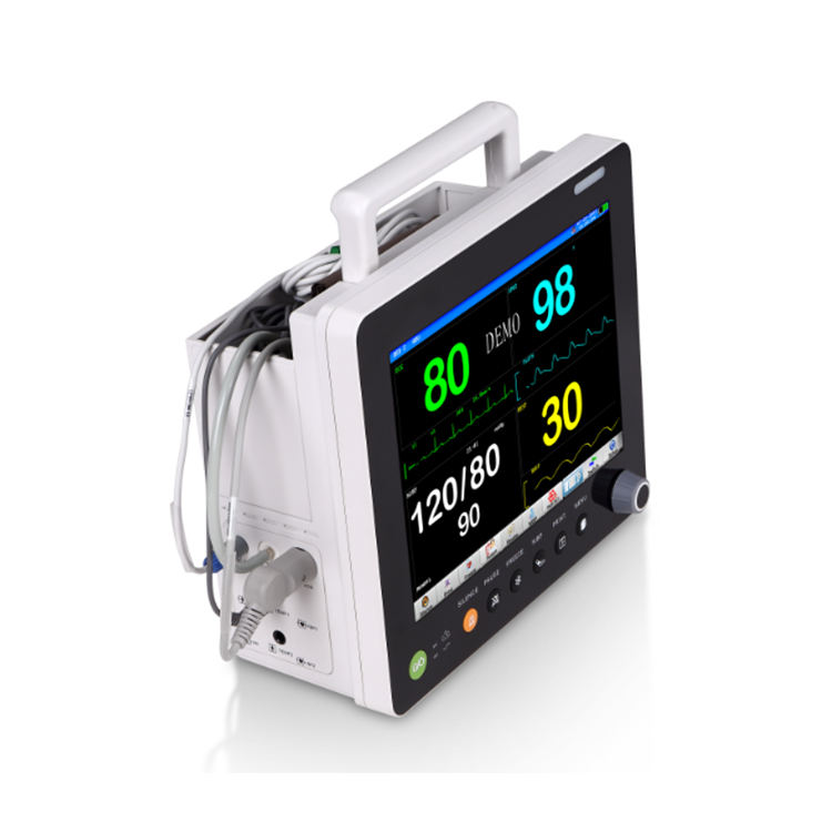 new model ambulance 15'' patient monitor machine