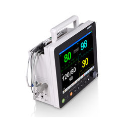 15 Inch Big Screen Portable Remote Icu Patient With Handheld