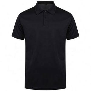 Custom Mens Golf Quick Dry Polo Shirt Met Borduurwerk Logo