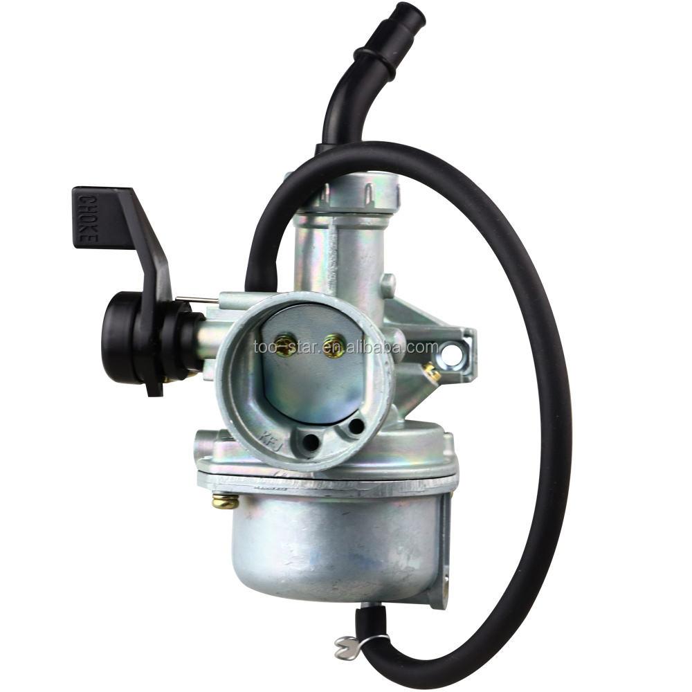 22mm PZ22 Carburetor for Honda//Yamaha 50cc 110cc 125cc Pit Dirt Bike ATV carb E4