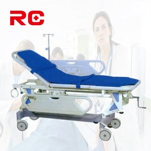 Hospital Medical Rsecue Used Stretcher Bed For Hospital Emergency Room
