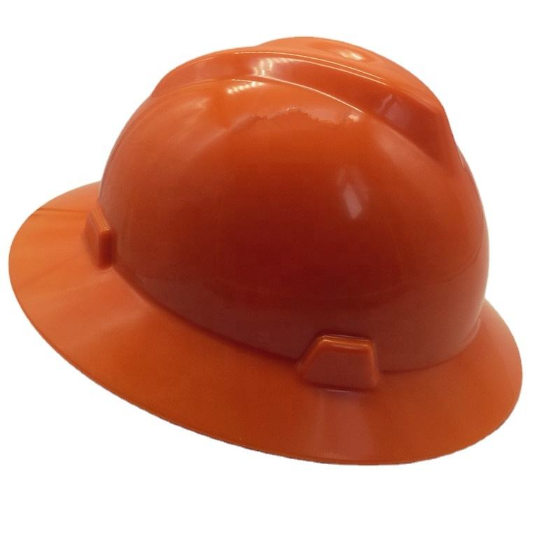 Protection Safety Helmet Full Brim Hardhat with ansi test
