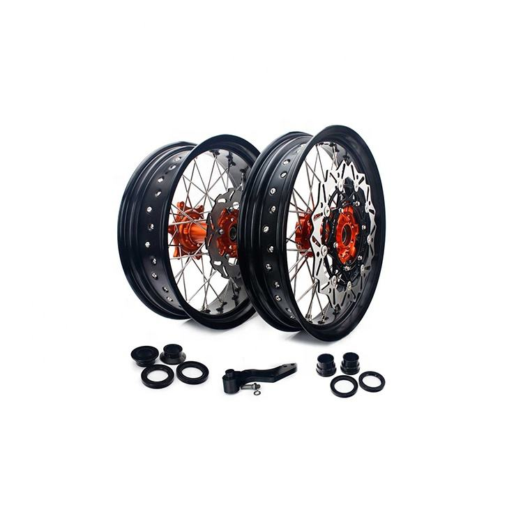 Rim and Tire Set Drum Brake Rear 12 Chrome Rim 1.40x12 with 2.75-12 Tire