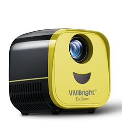 Newest! VIVIBRIGHT L1 mini pico led projector HD 1080p portable home theater pocket cheap price