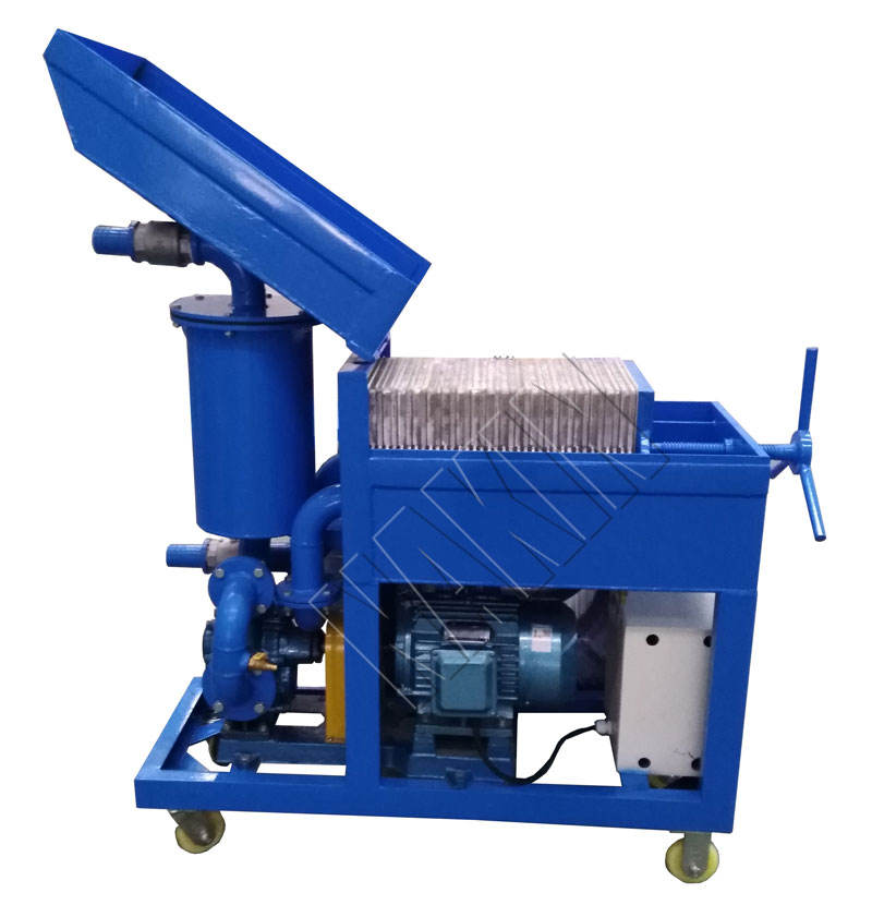 LY Plate-Press Oil Purifier For Transformer Oil And Turbine Oil