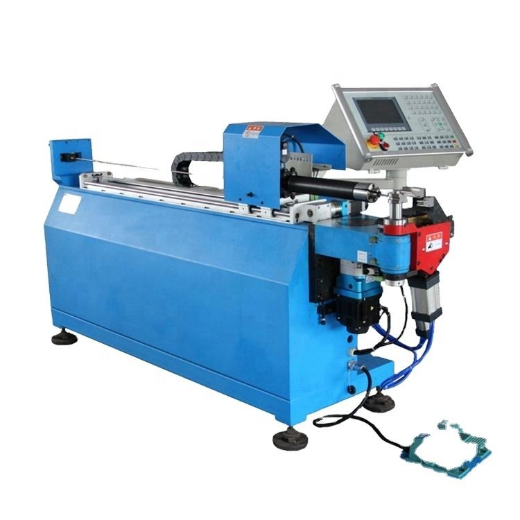 CNC 3D copper tube bending machine for air conditioner and fridge copper pipe bending