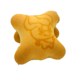 High quality cheap delicious bear animal cookies biscuits in jar