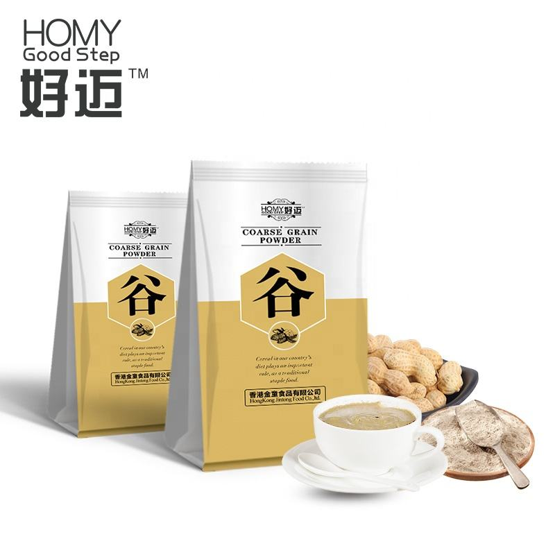 Peanut flavor Meal Replacement Powder Solid Beverage Manufacturer Wholesale Instant Beverage Powder