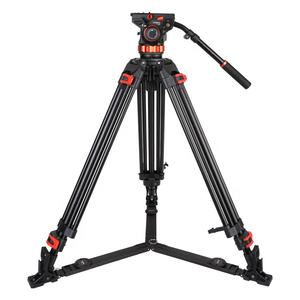 Coman new products DF26 Q7plus professional tripod for dslr camera high quality
