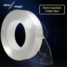 2019 Amazon Star Products Transparent Double Sided Magic Nano Tape