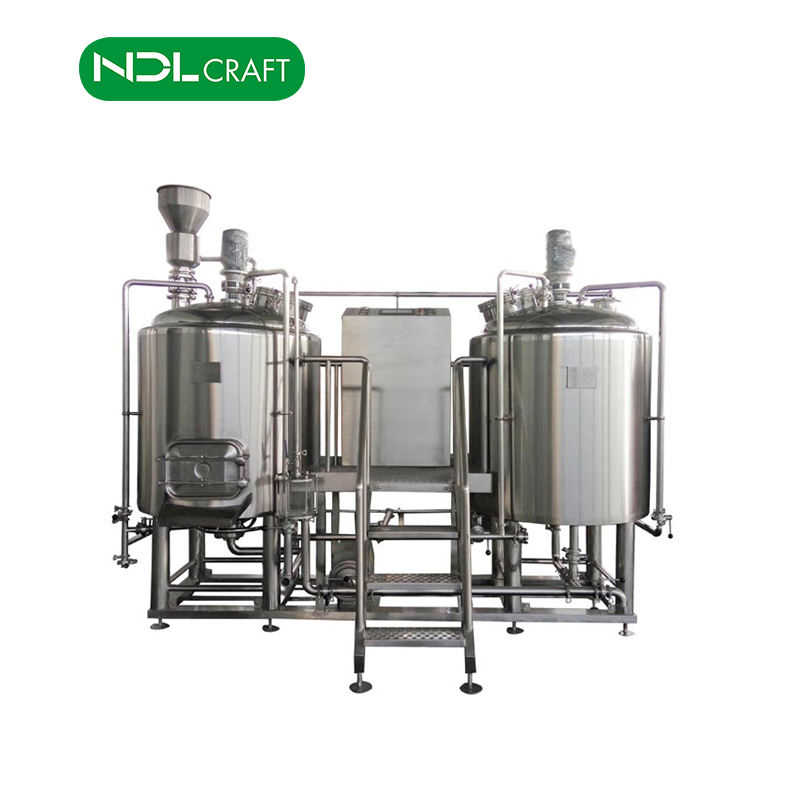Pilot recipe yeast extract industrial fermentation beer brewing equipment