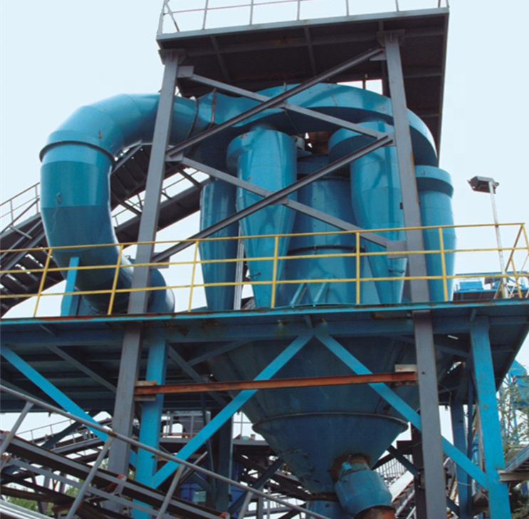 High Efficiency Fly Ash Air Classifier / Fly Ash Separation / Fly Ash Cyclone Separator