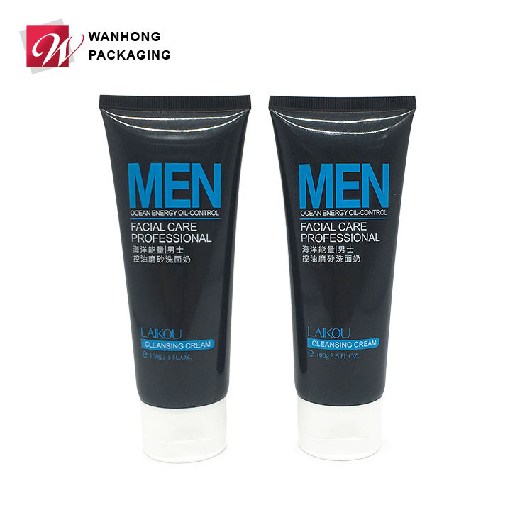 Promotion Cosmetic Container Plastic Packing Personal Skin Care Cream Packaging Tube, Cosmetic Plastic Tube Package