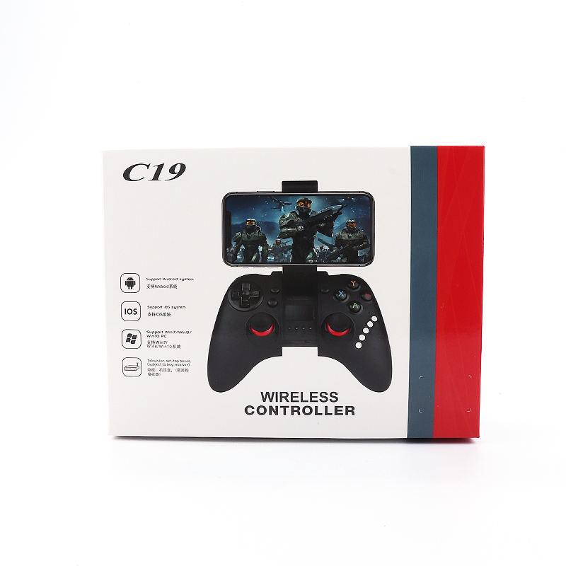 Honcam Pubg activa juego accesorios Joystick Gamepad móvil Controller para Android IOS PC PS3 PUBG