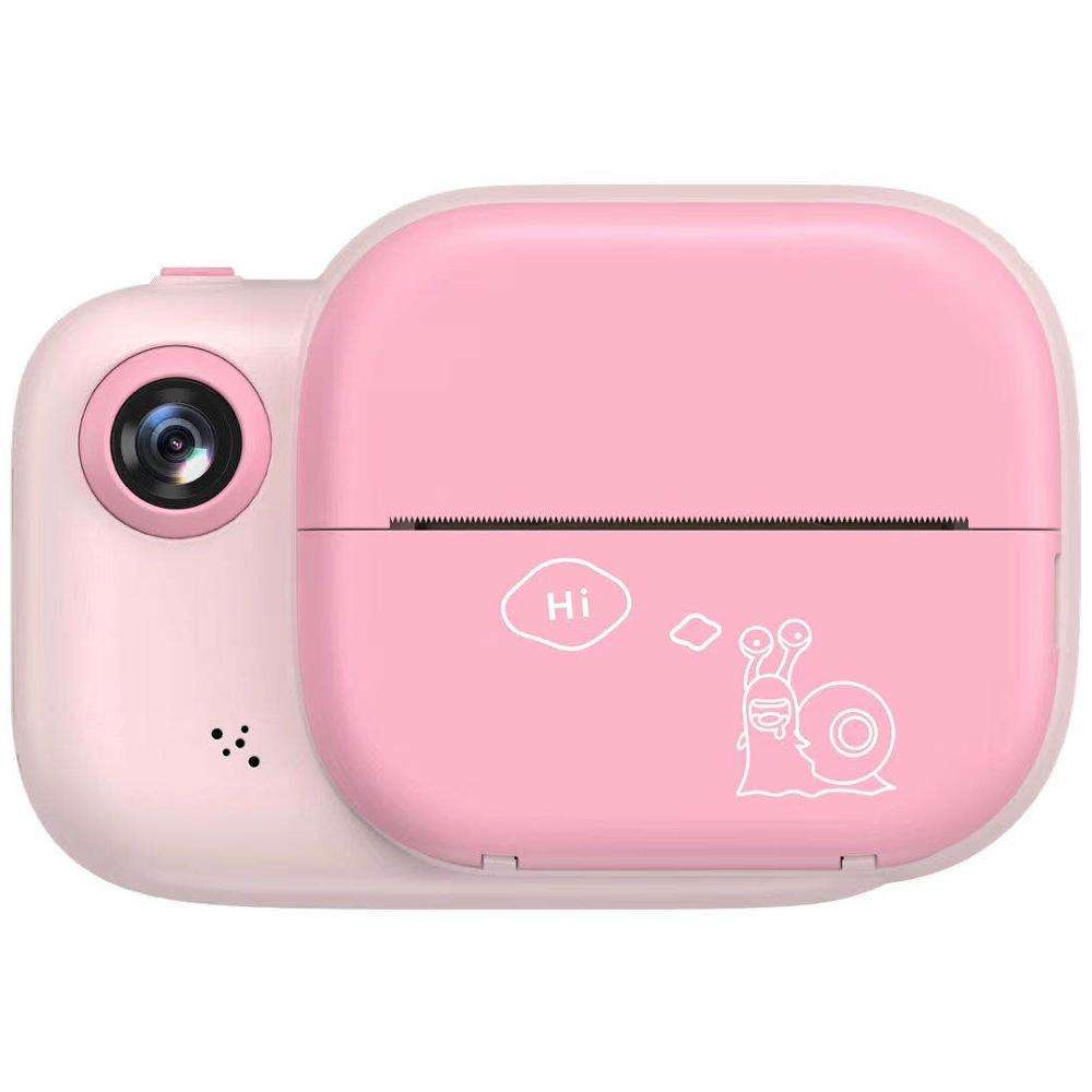 2020 New Design Mini Cheap Action Printer Camera Digital Video Kids Photo Instant Camera