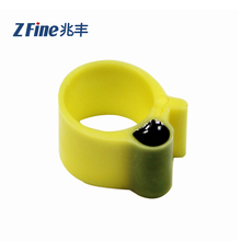 Multi-color Pigeon Rings Bird Accessory Chip Rfid Ring Pigeon In Good Quantity pigeon chicken foot finger ring
