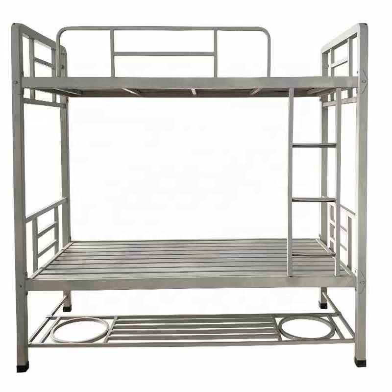 Wholesale Bedroom Furniture Iron Frame Double Metal Bunk Beds