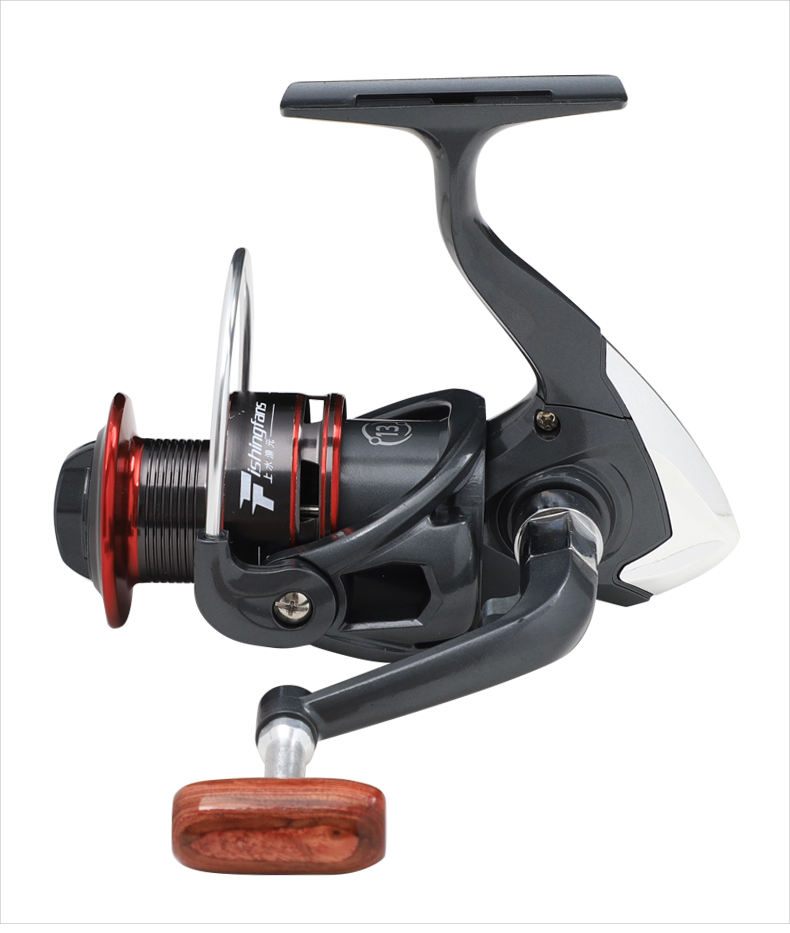 TAIGEK carp reel 3000 series fishing reels 13+1BB fishing metal spinning reel