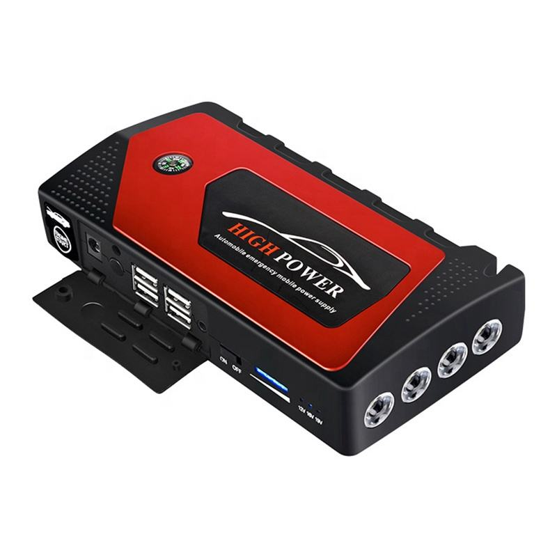 High quality colorful capacitor jump starter multi-function jump starter
