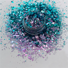 Top Popular Factory Bulk Wholesale Chameleon Glitter New Arrival Design Poly Nail Decoration Cosmetic Face Fair Chirstmas Sequin