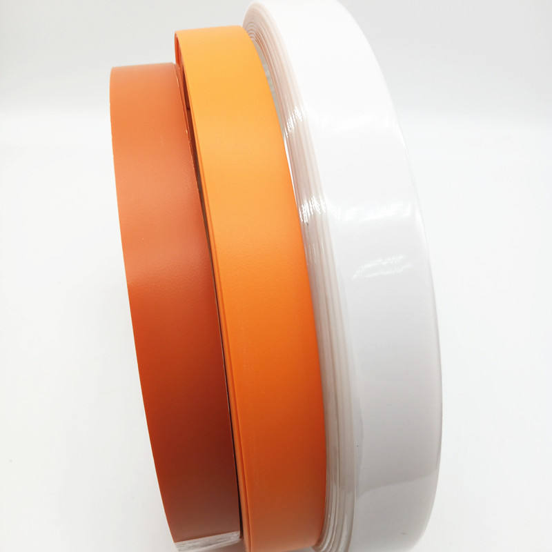 MDF PVC Edge Banding Tape protect furniture cover china 2mm and 18mm